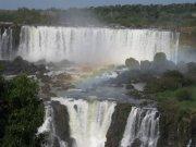 Iguazú, concierto de agua