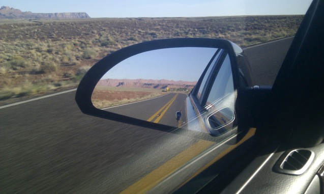 Camino a Flagstaff